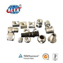 Special Fasteners Bolts Nuts Provide by Unstandard Fastening Parts Manufacturer